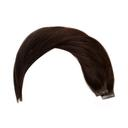 Dark Chocolate Tape Virgin Remy