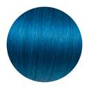Electric Blue Tape Virgin Remy